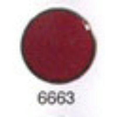 26663 mélyvörös opak zománcpor