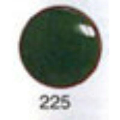 20225 fűzöld opak zománcpor