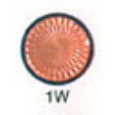 1001 W fluss átlátszó zománcpor