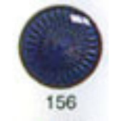 10156 középkék transzparens zománcpor