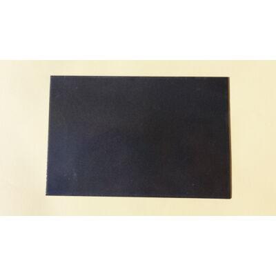 Szénszegény vaslemez 50x100 mm