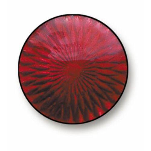 10008 sötét piros transzparens zománcpor