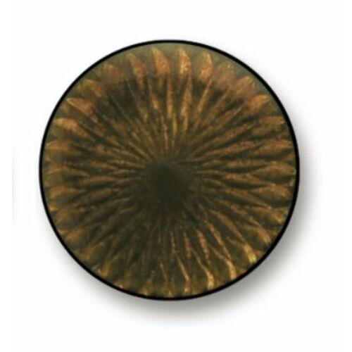 10102 oliva barna transzparens zománcpor
