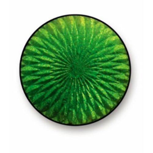 16039 zöld transzparens zománcpor