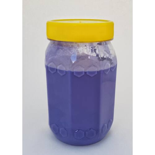 RTU sötét lila  0,5 kg és 1kg  iszapzománciszap