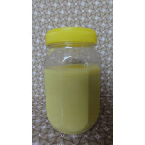 RTU citromsárga  0,5 kg és 1kg  iszapzománciszap