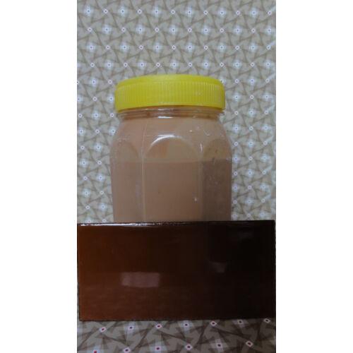RTU középbarna  0,5 kg és 1kg  iszapzománciszap