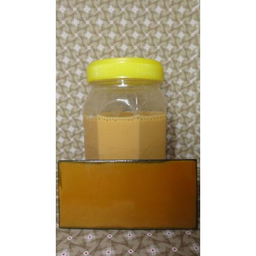 RTU okkersárga  0,5 kg és 1kg  iszapzománciszap