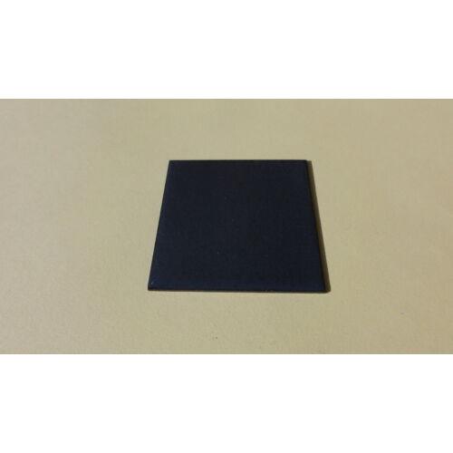 Szénszegény vaslemez 50*50 mm