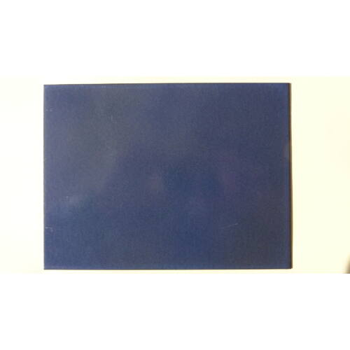 Szénszegény vaslemez 200x100 mm